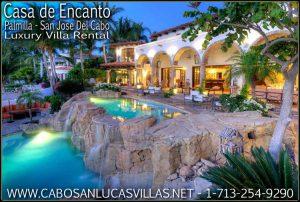 Casa De Encanto Cabo Beach Villa Rentals