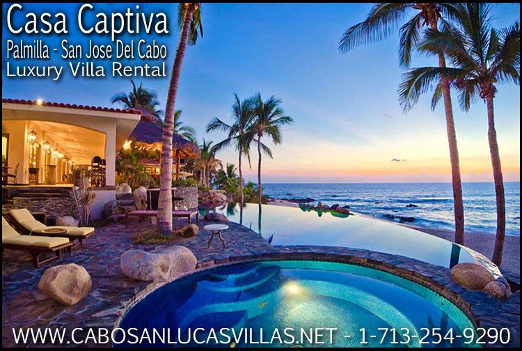 Casa Captiva Cabo San lucas Villas All Inclusive