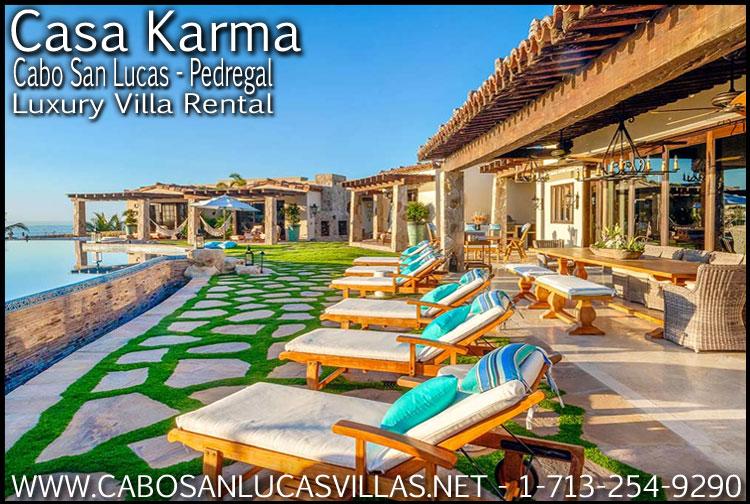 Casa Karma Luxury Villa Rental In Cabo San Lucas - Pedregal
