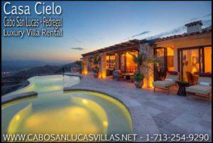 Casa Cielo Pedregal Cabo San Lucas Mexico
