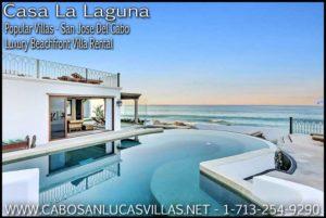 Casa La Laguna Beachfront Villa Cabo San Lucas Mexico Luxury All-Inclusive Vacations