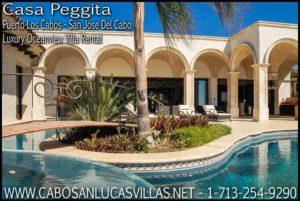 Cabo San Lucas Villa Rentals In Mexico